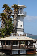 Forbes Prints - Forbes Island Restaurant San Francisco California . 7D14264 Print by Wingsdomain Art and Photography