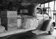 Milk Crate Prints - Ford Farm Truck Print by Troy Montemayor