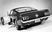 1960s Art - Ford Mustang, 1966 Mustang 2+2 Fastback by Everett