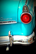 Back View Prints - Ford Overdrive Print by Susanne Van Hulst