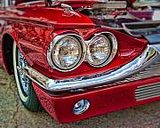 Restoration Photos - Ford Thunderbird 1965 by Andreas Freund