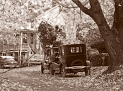 Harpers Ferry Prints - Fords at Harpers Ferry Print by Williams-Cairns Photography LLC