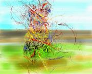 Abstract Expressionism - Fore by David Lane