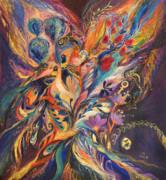 Foreboding Storm Print by Elena Kotliarker