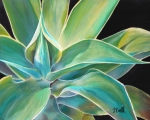 Green Metal Prints - Foregone Conclusion Metal Print by Laura Bell