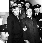 Accused Photos - Foreground, Center George Metesky, Aka by Everett