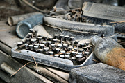 Typewriter Keys Photos - Forgotten by Donald Tusa