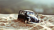 Vw Beetle Framed Prints - Forgotten Framed Print by Ivan Vukelic