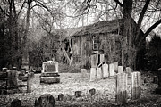 Forgotten Places Framed Prints - Forgotten Framed Print by John Rizzuto