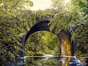 Carol Sweetwood - Forgotten Train Bridge