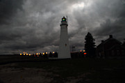Cheryl Cencich - Fort Gratiot lighthouse...