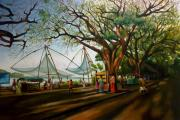 Worldwide Art Gallery Art - Fort Kochi by Shanju Azhikode
