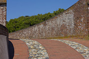 Harkers Island Photos - Fort Macon by East Coast Barrier Islands Betsy A Cutler