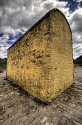 Brick Originals - Fort Moultrie Defense Wall by Dustin K Ryan