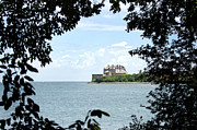 J R Baldini Metal Prints - Fort Niagara Metal Print by J R Baldini