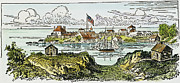 Fort Niagara Prints - Fort Niagara, Ny Print by Granger