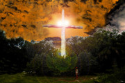 Christian Artwork Digital Art - Found by David Lee Thompson