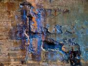 Texture Metal Prints - Foundation Seven Metal Print by Bob Orsillo