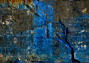 Texture Photo Metal Prints - Foundation Three Metal Print by Bob Orsillo