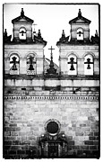 Catholic Artist Framed Prints - Four Bells in Bogota Framed Print by John Rizzuto