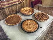 Cindy Nunn - Four Pies