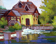 Diane McClary - Fourge Mill Giverny