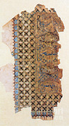Pattern Book Prints - Fragment From A Persian Quran Print by Photo Researchers