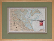P Anthony Visco - Framed Plymouth Bay with...