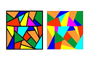 Illusory Art - Framing Colour Illusion by