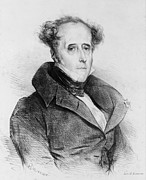 Fran�ois-auguste-ren�, Vicomte De Print by Everett