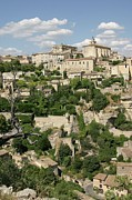 Provence Photos - France, Provence, Village Of Gordes by Jimmy Legrand