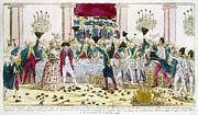 French Revolution Prints - France: Versailles, 1789 Print by Granger