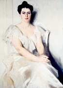 First Lady Art - Frances Folsom Cleveland 1864-1947 by Everett