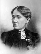 Women Suffrage Prints - Frances Willard, American Reformer Print by Photo Researchers