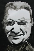 Francis Drawings Prints - Francis Bacon Study Print by Gerard Dillon