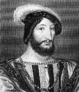 Francis Photo Prints - Francis I (1494-1547) Print by Granger