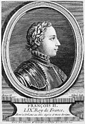 Francis Photo Prints - Francis Ii (1544-1560) Print by Granger