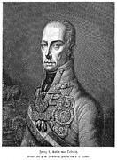Francis Prints - Francis Ii (1768-1835) Print by Granger