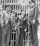 Jails Photos - Francis Two Gun Crowley 1911-1932, Hand by Everett