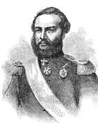 Francisco Solano Lopez Print by Granger