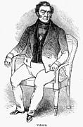 Francois Vidocq (1775-1857) Print by Granger