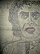 Show Mixed Media - Frank-N-Furter by Amanda Selmes