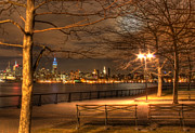 Warner Park Photo Prints - Frank Sinatra Park Print by Lee Dos Santos