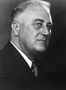 President Of The United States Photos - Franklin D. Roosevelt 1882-1945, U.s by Everett