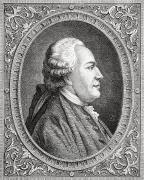 Franz Anton Mesmer, 1734-1815. Viennese Print by Ken Welsh