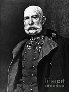 Galicia Photo Prints - Franz Joseph I, Emperor Of Austria Print by Omikron