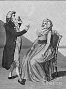 1779 Posters - Franz Mesmer, German Physician Poster by Photo Researchers