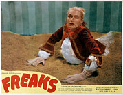Lobbycard Prints - Freaks, Olga Baclanova, 1932, Disfigured Print by Everett