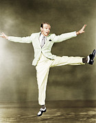 Two Tone Shoes Prints - Fred Astaire, Ca. 1930s Print by Everett