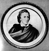 Frederic Chopin Art - Frederic Chopin by Everett